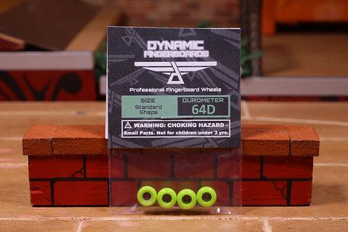 Dynamic Wheels Acid Green