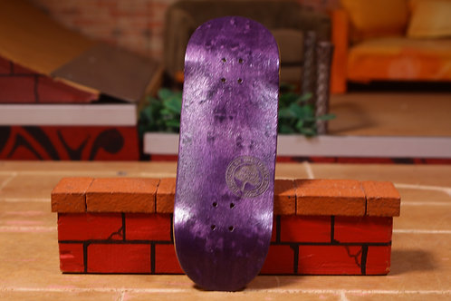 """Berlinwood """"Mini Logo Purple"""" Wide Low 32mm"""