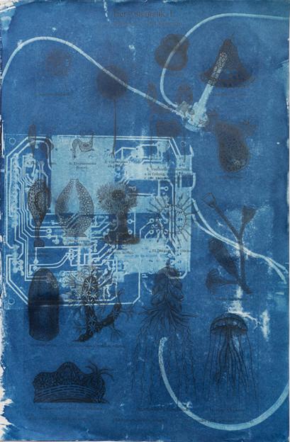 Amalgamated Fragmentation/ Technosphere- Board 3