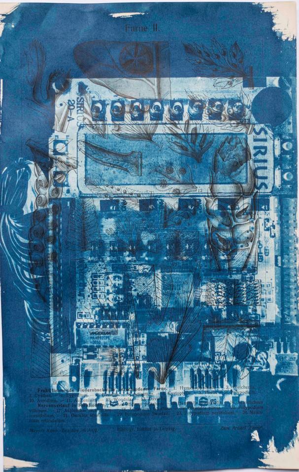 Amalgamated Fragmentation/ Technosphere- Board 5