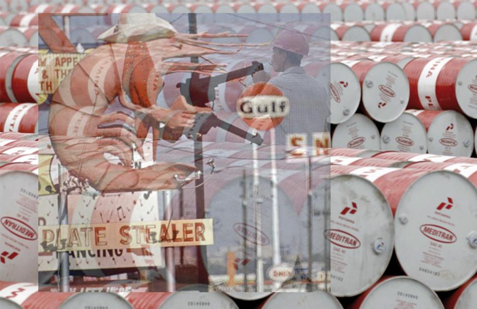 OIL- Boom 3