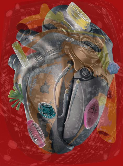 Amalgamated Fragmentation/Plastisphere-Body 2