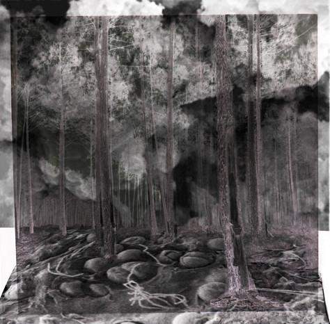 Amalgamated Fragmentation/Plastisphere-Earth 7