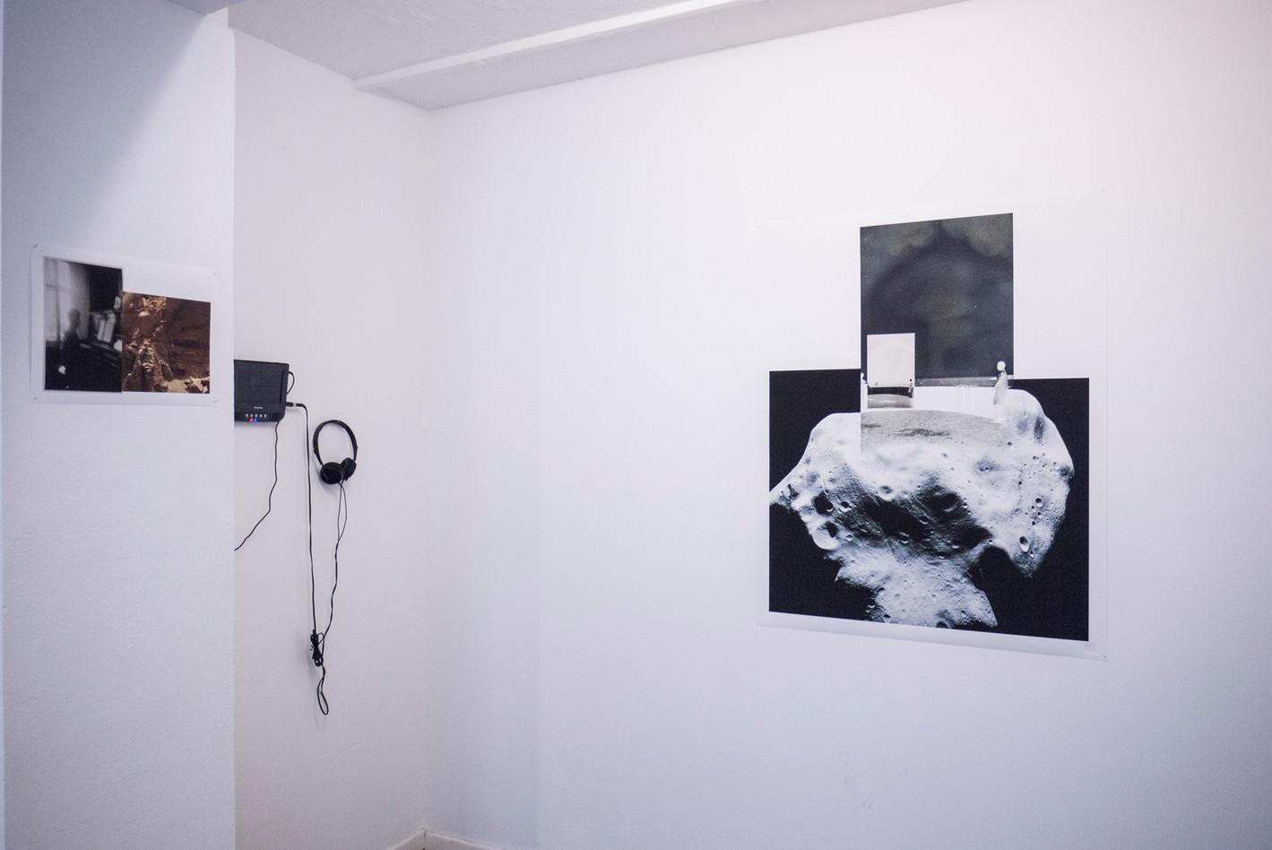 Solo show, R57, Zurich, CH, 2017
