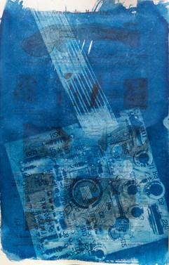 Amalgamated Fragmentation/ Technosphere- Board 12