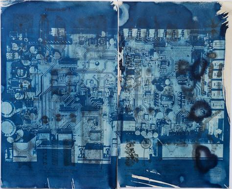 Amalgamated Fragmentation/ Technosphere- Board 7