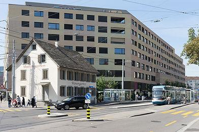 Unterrcihtsräume, Kursraum Genossenschaft Kalkbreite Zürich