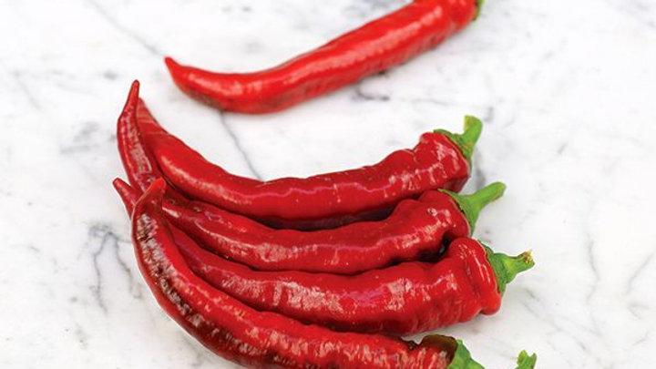 Jimmy Nardello's Sweet Italian Frying Pepper