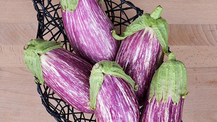 Listada di Gandia Eggplant