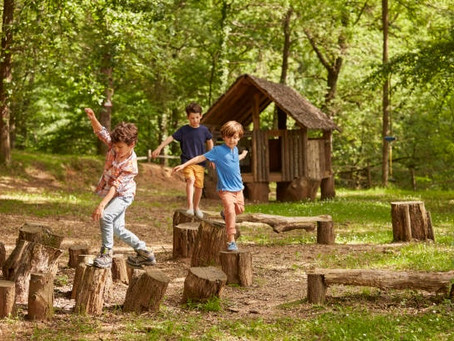 Obstacle Courses for Sensory Experiences