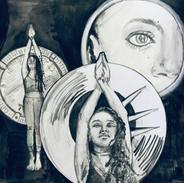 Illustration for Deborah Bond 'Time'