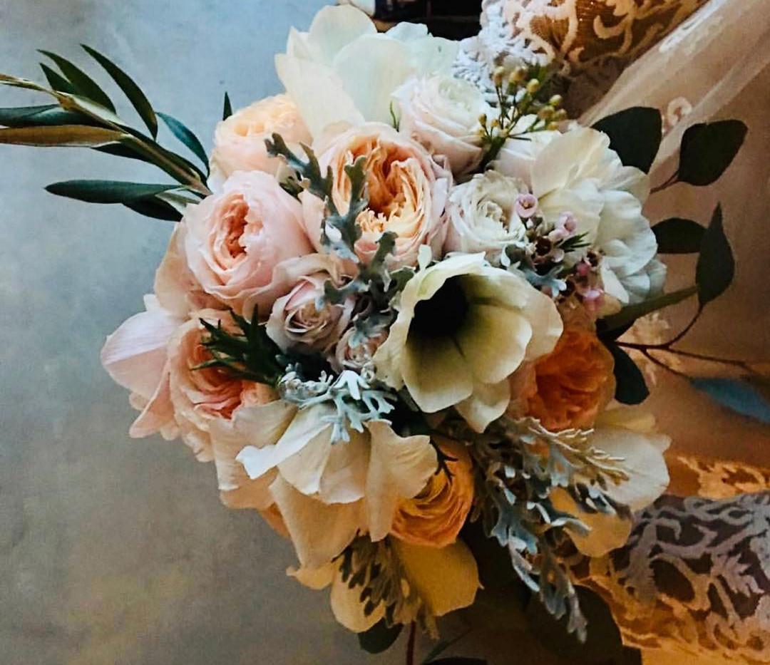 Smith Wedding Bouquet