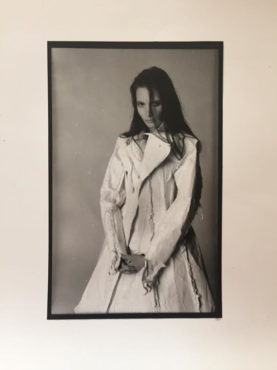 Styling and photography of Hussein Chalayan