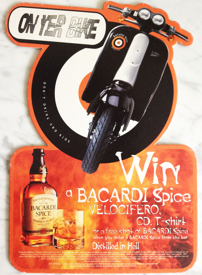 Bacardi Campaign UK National