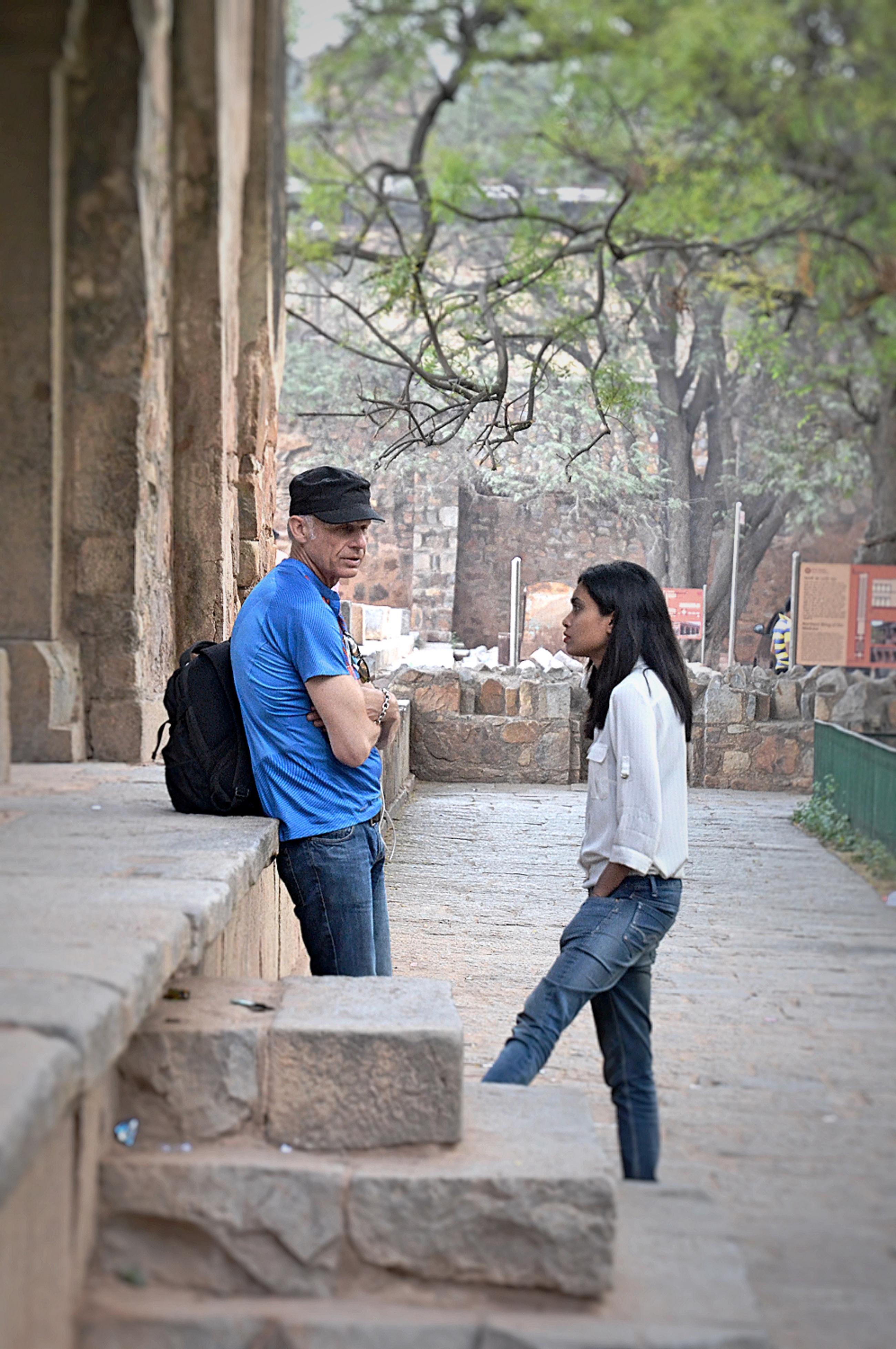 Delhis Vackraste Hander