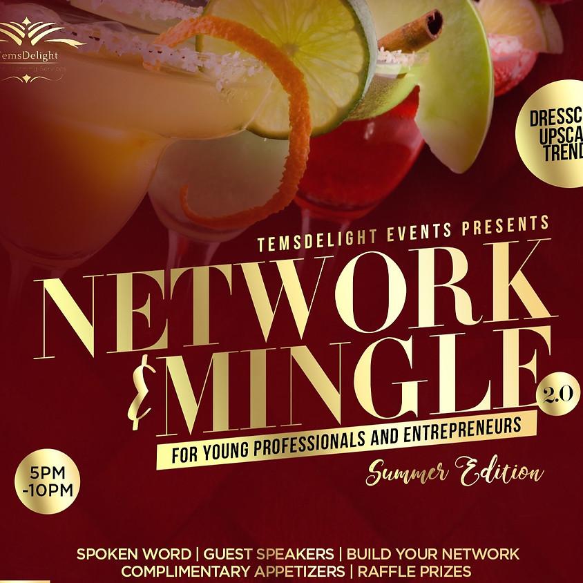NETWORK & MINGLE 2.0