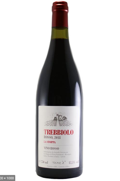 Trebbiolo Rosso La Stoppa 750ml 2018