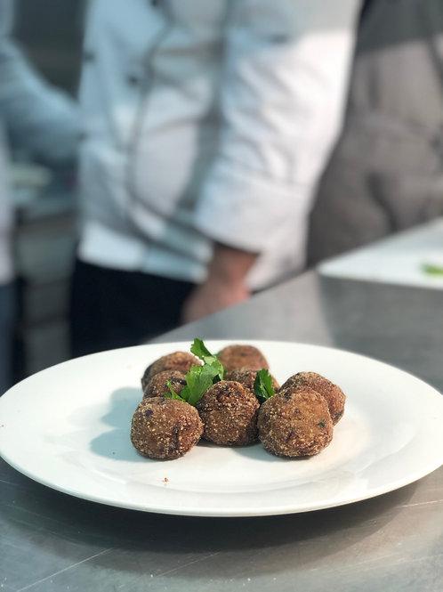 Polpette di Melanzane / Calabrian Aubergine Balls