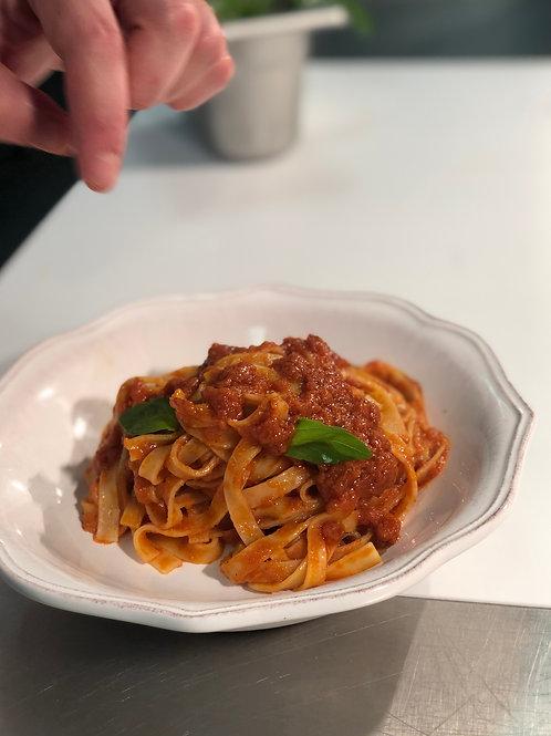Sugo Di Pomodori Secchi / Sun-dried Tomato Sauce