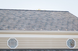 Enhanced Slate Metal Shingle