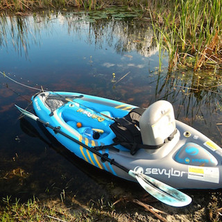 kayak rental add-on