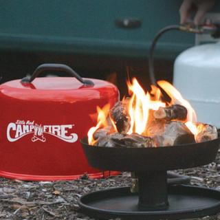 portable campfire rental add-on