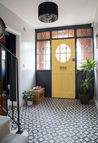 Hallway | Jarega Interior Designs | Interior Design in Cheshire incl. Sale, Hale, Winslow, Manchester, Glossp, Cheadie, Stockport