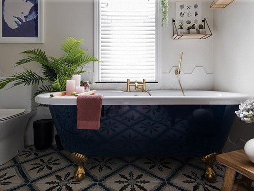 Can you create a luxury looking bathroom makeover on a budget!?