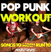 Pop punk songs for working out and running
