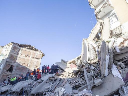 Terremoto in Turchia: Caritas si attiva per la popolazione colpita