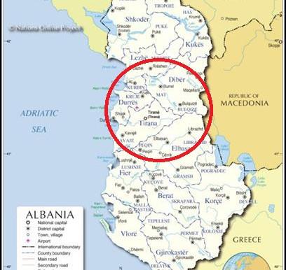 TERREMOTO IN ALBANIA: aggiornamento 2