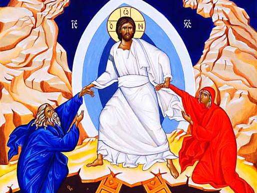 Cristo è Risorto!                        Buona Pasqua