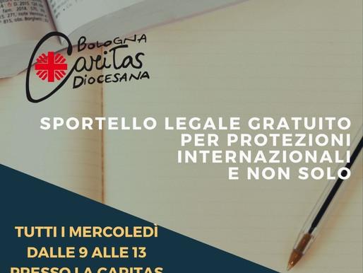 Sportello Legale Caritas