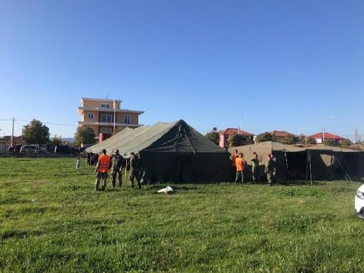 TERREMOTO IN ALBANIA: aggiornamento 1.