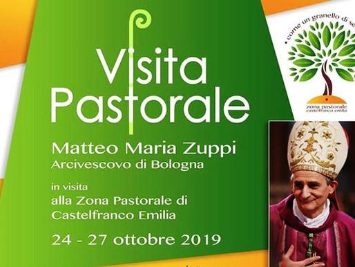 Castelfranco Emilia: le Caritas della Zona accolgono l'Arcivescovo