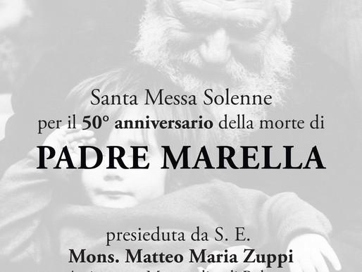 Padre O.Marella: nel 50° della morte S. Messa in Cattedrale venerdì 6 settembre