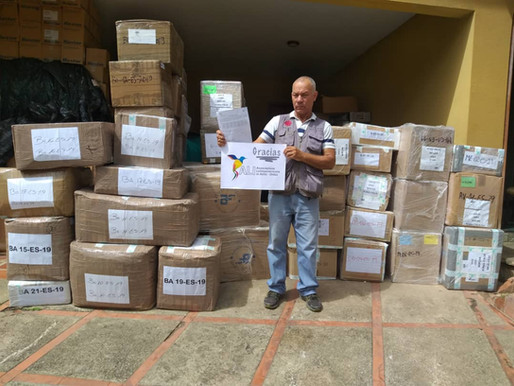VENEZUELA: MESSA DI SOLIDARIETA'