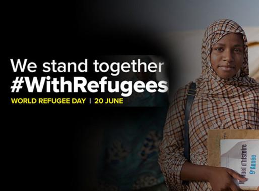 Giornata Mondiale del Rifugiato 20 giugno