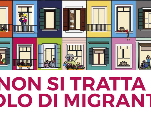 29 SETTEMBRE Giornata mondiale del migrante e del rifugiato