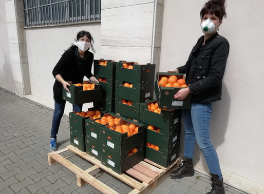 """Anche un'arancia può dire """"insieme"""""""