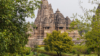 Temples of Khajuraho - the Hindu temples of kamasutra