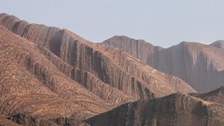 The phantasmagoric designs of the High Atlas mountains