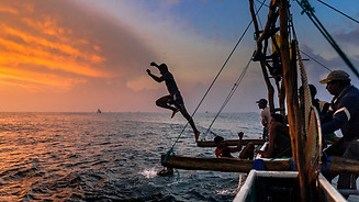 Tuna fishing in the Indian Ocean