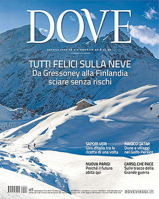 DOVE - Cover