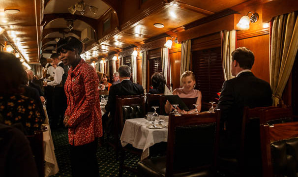 Rovos Rail - South Africa - The Most Luxurious Train of the World