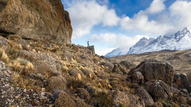Lago Sarmiento & Fauna Trail