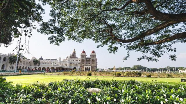 Maharajah of Mysore Palace