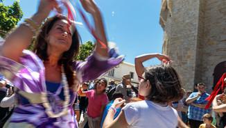 Gypsy dances in Camargue