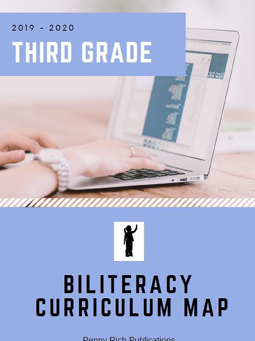 Biliteracy Curriculum Map - Single Grade