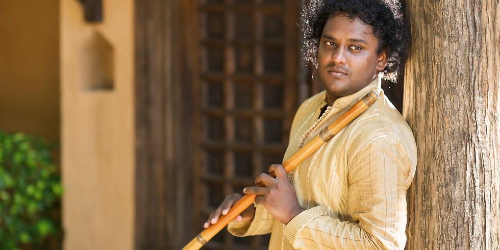 Sparrow Live Presents: Indian Classical Flautist Rajat Prasanna in Concert
